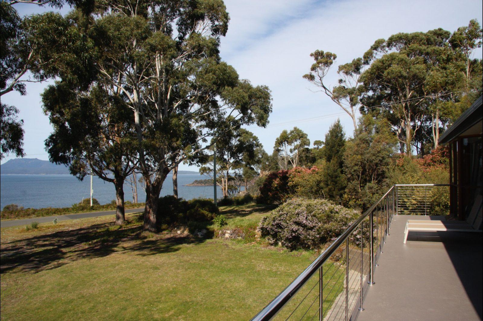 Views from veranda