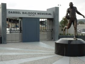 Darrel Baldock Memorial
