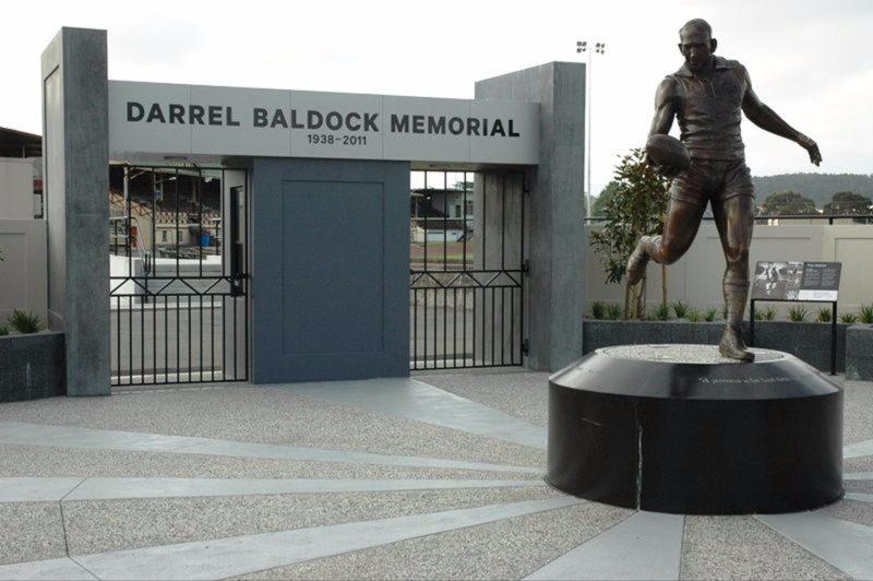 Darrel Baldock Memorial