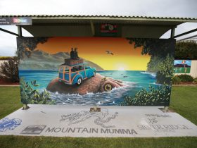 This Mural won the 2019 Inder Prize