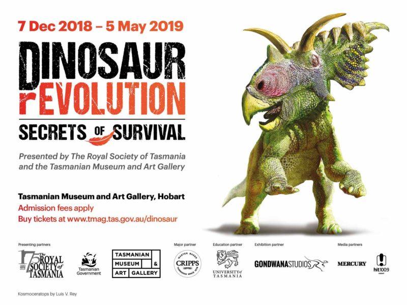 Dinosaur rEvolution: Secrets of Survival at TMAG