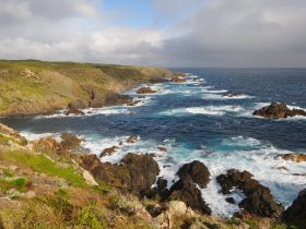 King Island - Rugged beauty