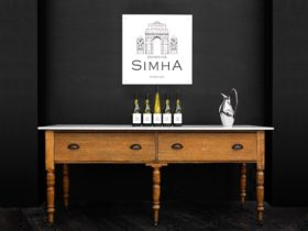 Domaine Simha Tasmania wine cellar