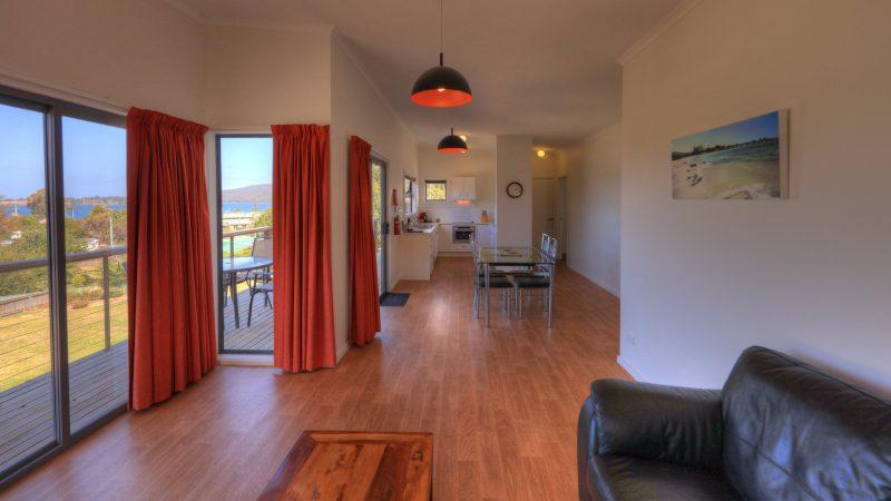 waterfront accommodation dover tasmania