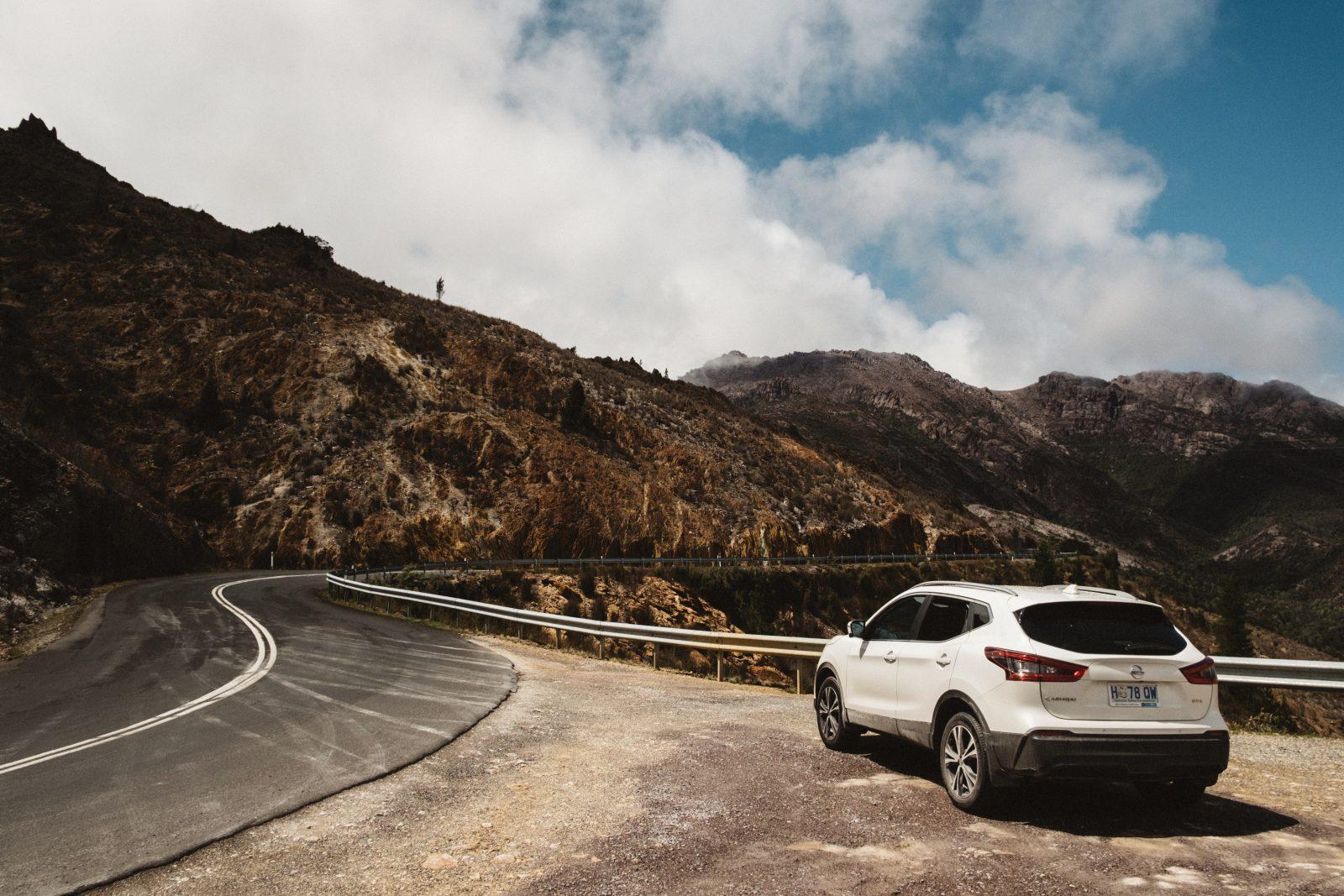 Car rental in Strahan Tasmania