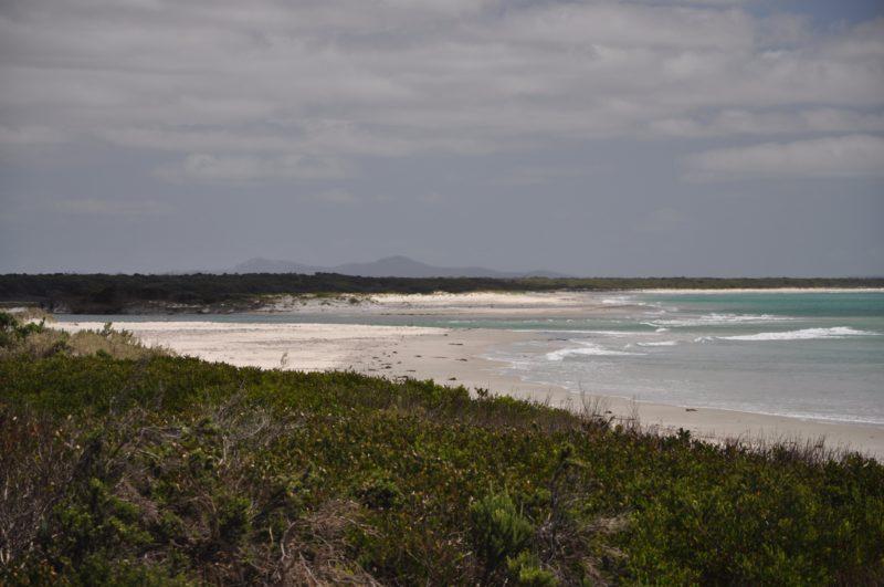 Patriarch Inlet east coast Flinders Island Tasmania