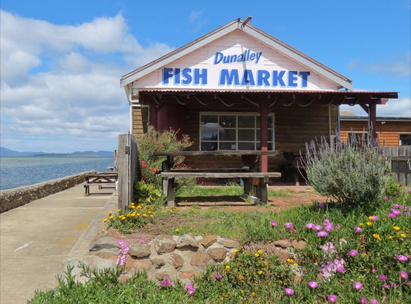 Dunalley Fish Market