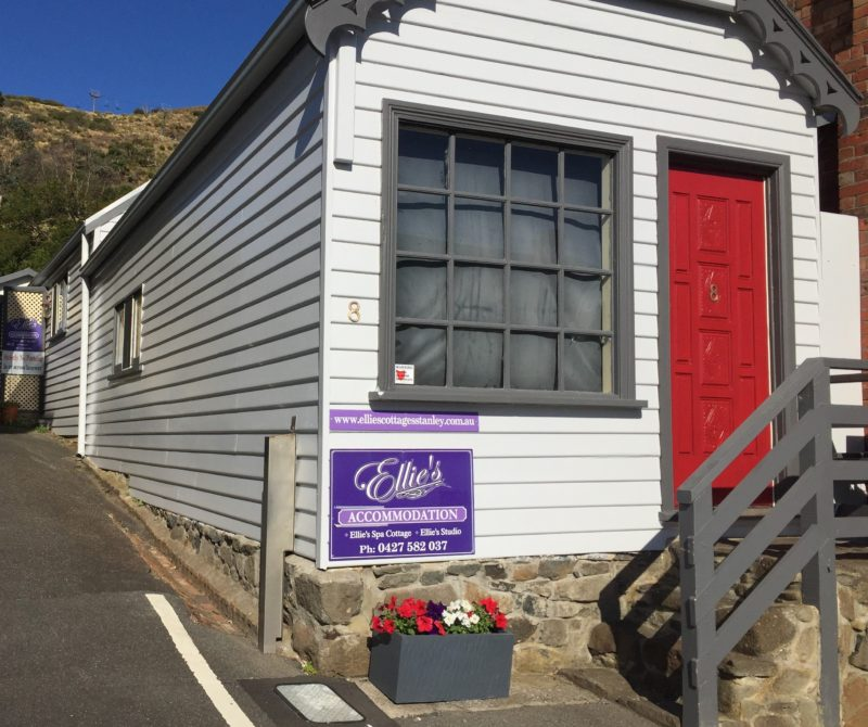 Ellie's Spa Cottage 8 Church Street Stanley Tasmania