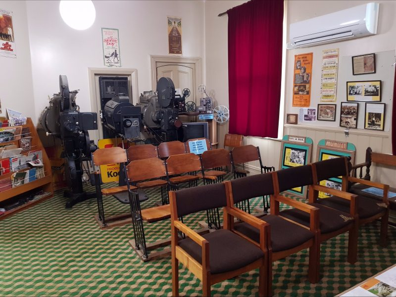Galley Museum, theatre room