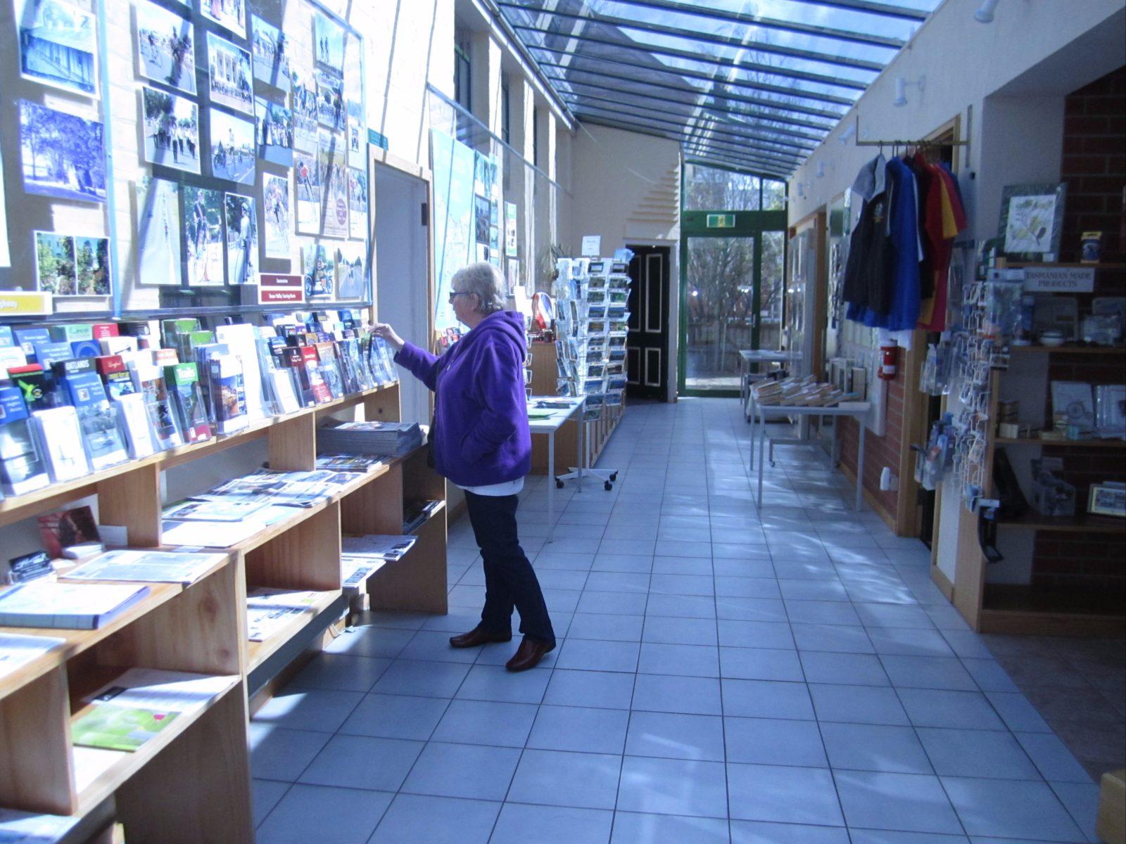 Evandale Visitor Information Centre