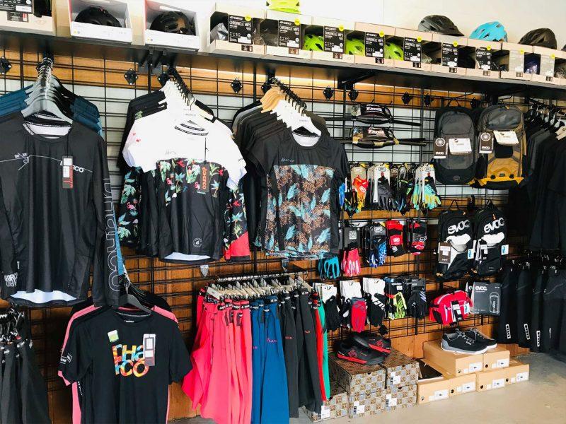 Inside of shop