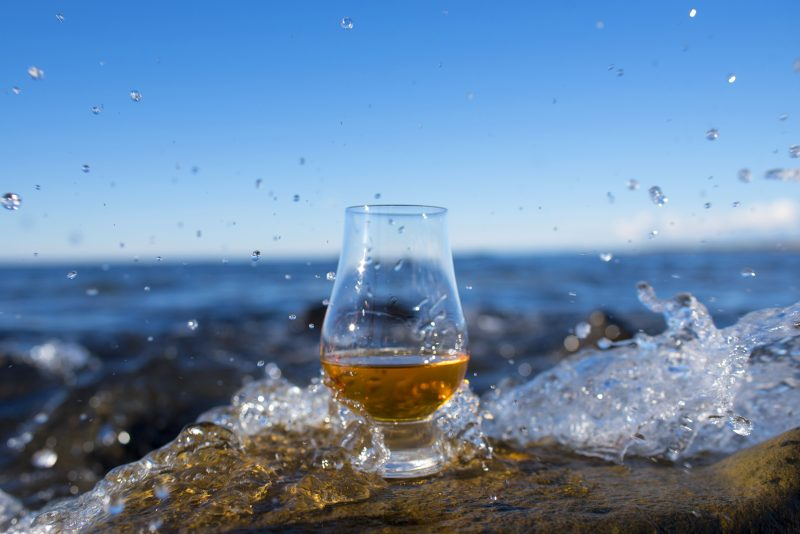 A beautiful tasting dram of Tasmanian Single Malt Whisky in a Glencairn glass