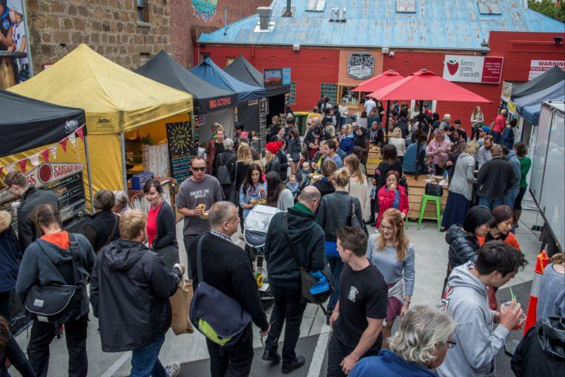 Farm Gate Market Hobart - Grub Hub