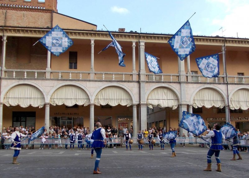 Italian Flag Throwers direct from Faenza Italy