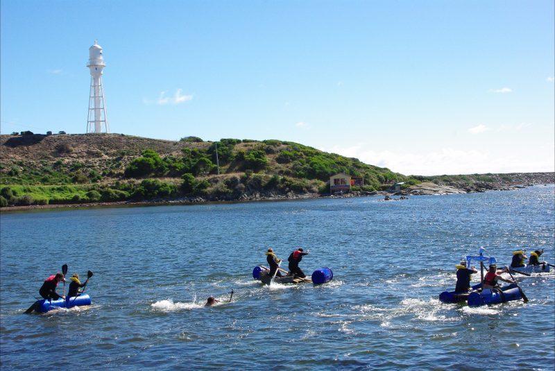 FOKI Raft Race