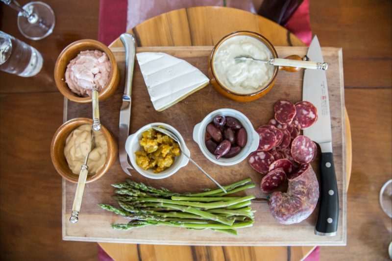 Farmers Platter - Flinders Island Gourmet Retreat