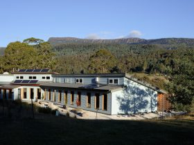 Forest Walks Lodge Great WEsternTiers Tasmania