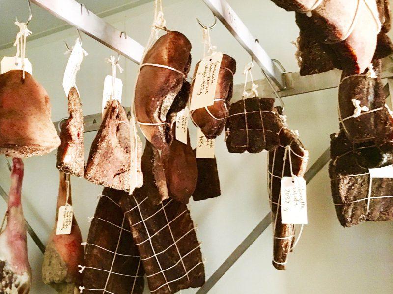 Forkin' tasty Tassie meat & charcuterie