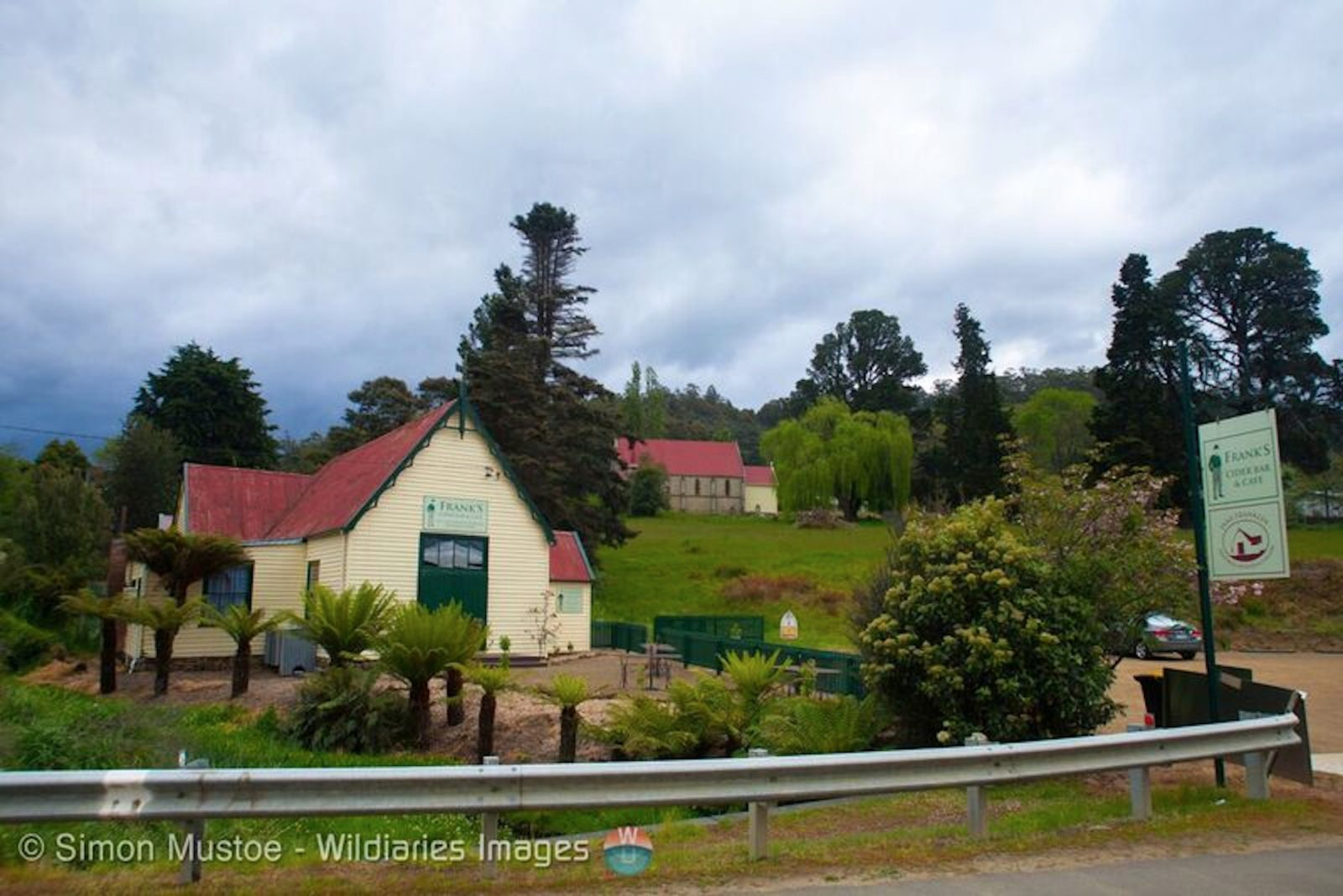 Frank's Cider Bar and Cafe-Huon Valley Heritage
