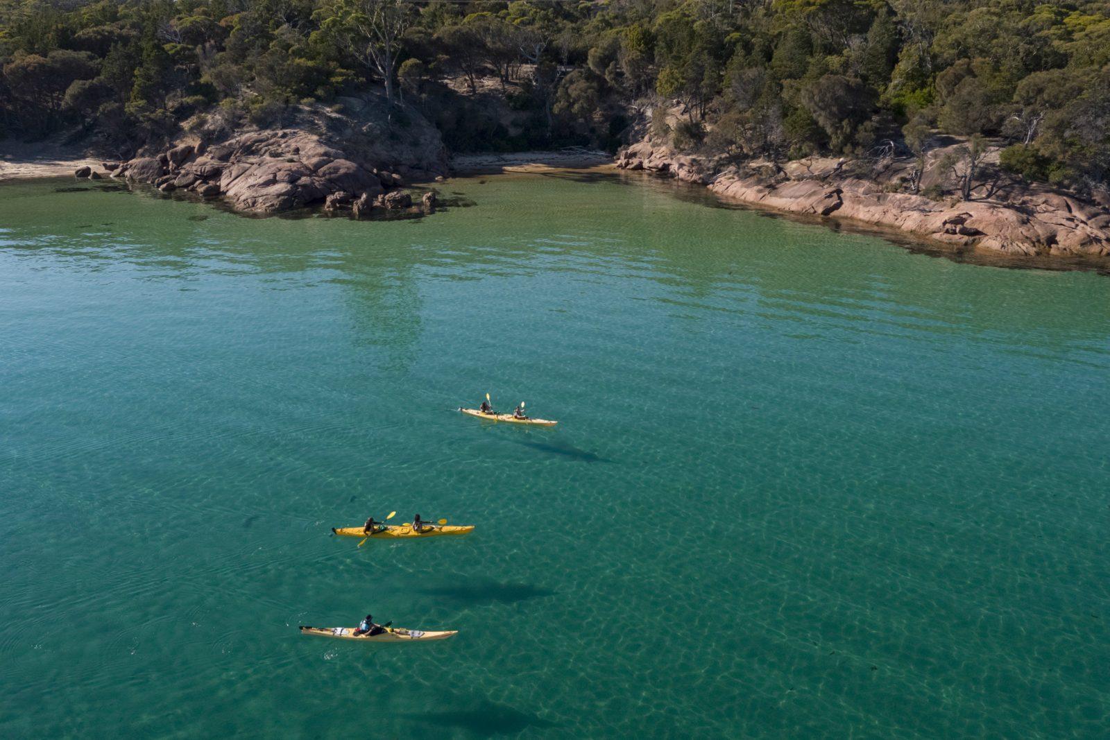 Freycinet Adventures Guided Sea Kayaking Tours Freycinet National Park