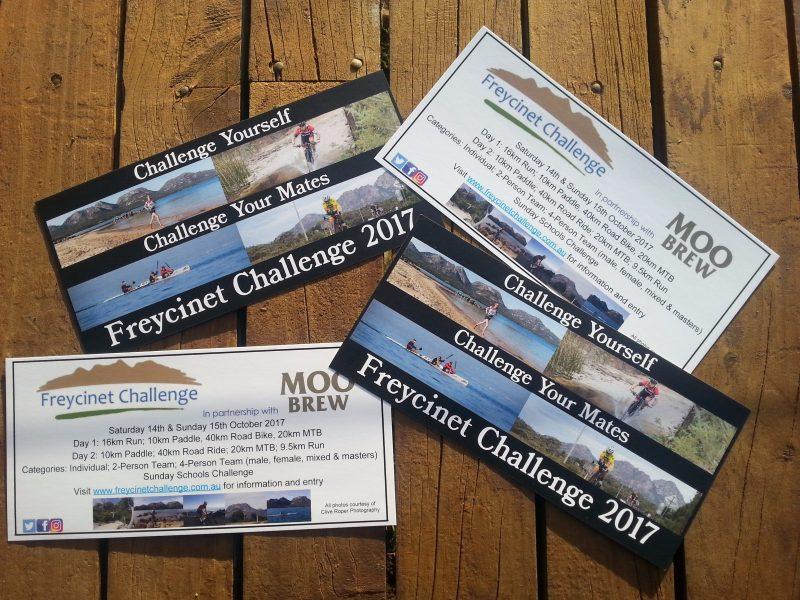Freycinet Challenge event information
