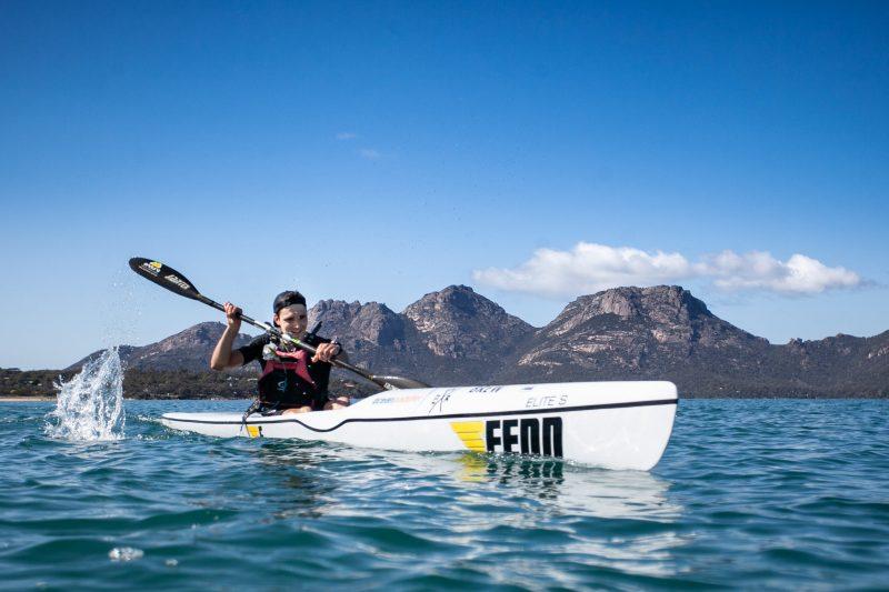 Paddl leg 2019 Freycinet Challenge