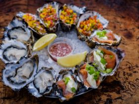 Oysters Trio