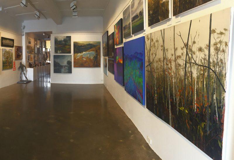 Gallery Pejean - front gallery