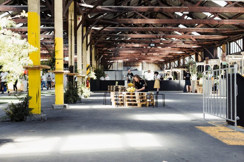 Gin-uary at the Goods Shed