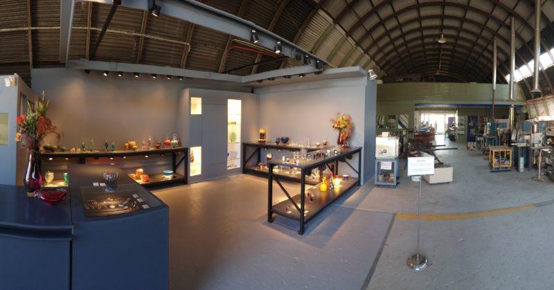 Glass Manifesto art glass gallery Breadalbane Tasmania