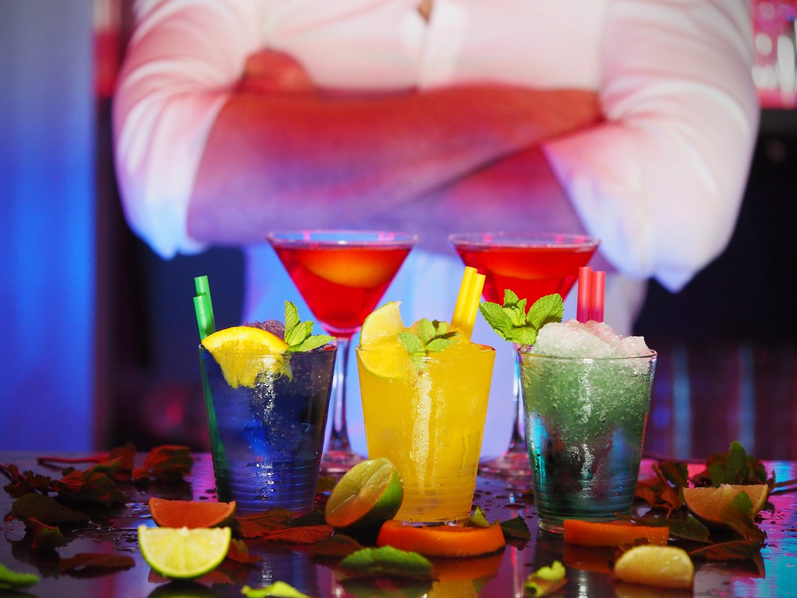 Grand Evenings: Cocktail Hour Poetry