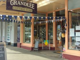 Grandlee Cottage Soap. Shop Front