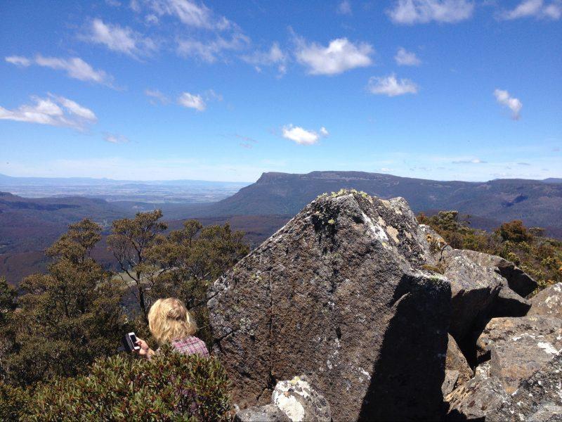 guided walks Tasmania, rainforest and alpine walks Tasmania, guided walks and accommodation