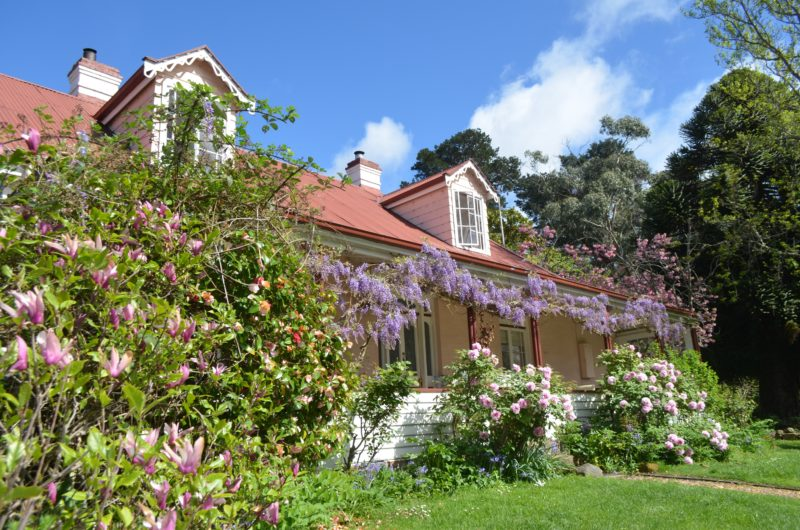 Bed and breakfast tasmania