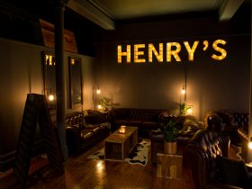 Henry's Bar & Restaurant Launceston