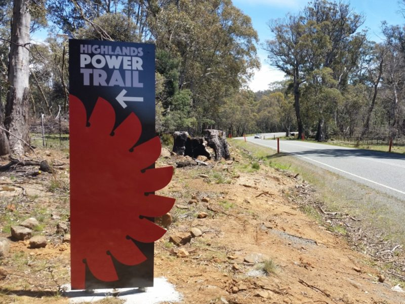 Highlands Power Trail