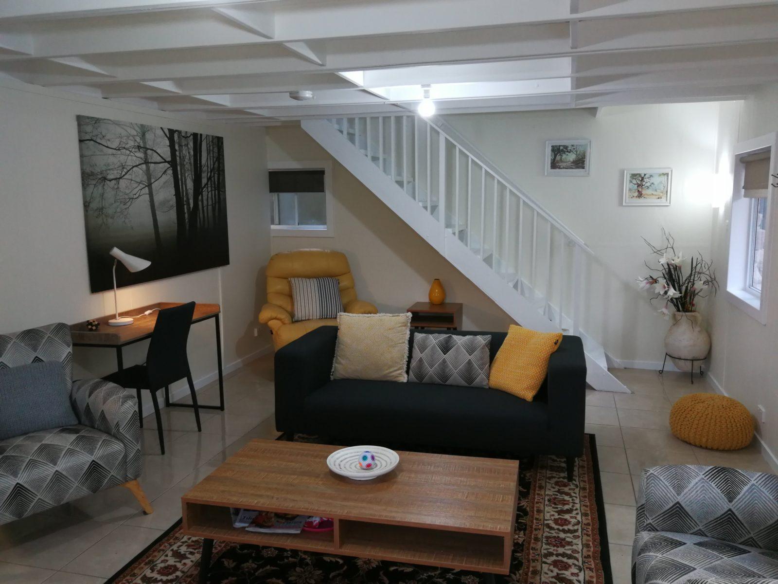 Wisteria - living room