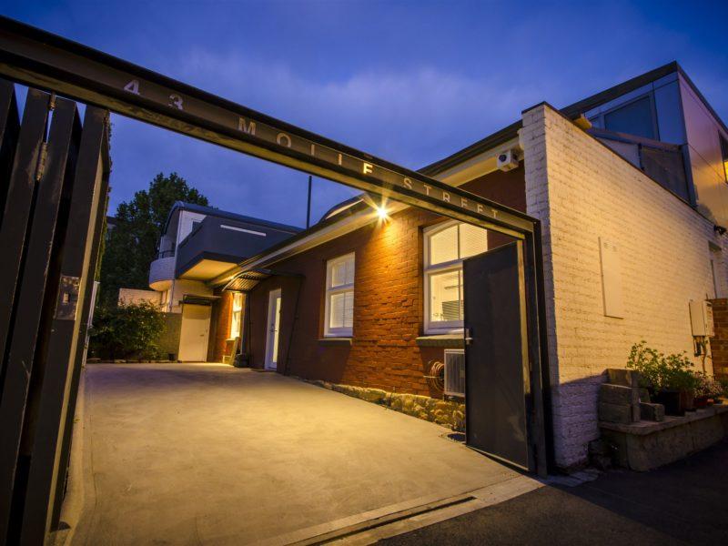 Hobart accommodation Hobart Cityscape exterior