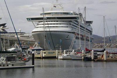 Hobart Cruise Terminal
