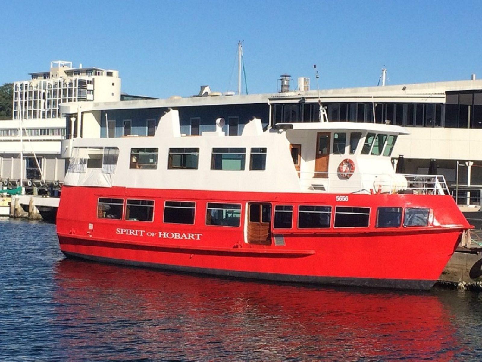 M.V Spirit of Hobart