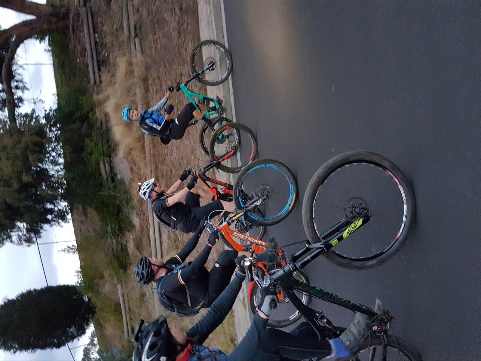 mountain bike hobart