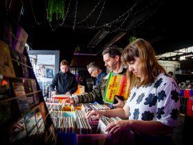 Hobart Record Fair