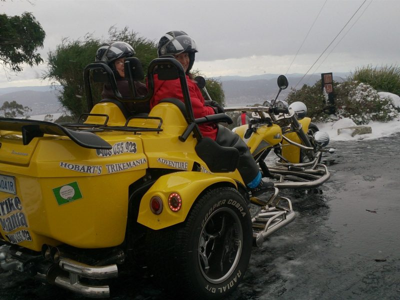 Hobart's Trikemania Adventure Tours