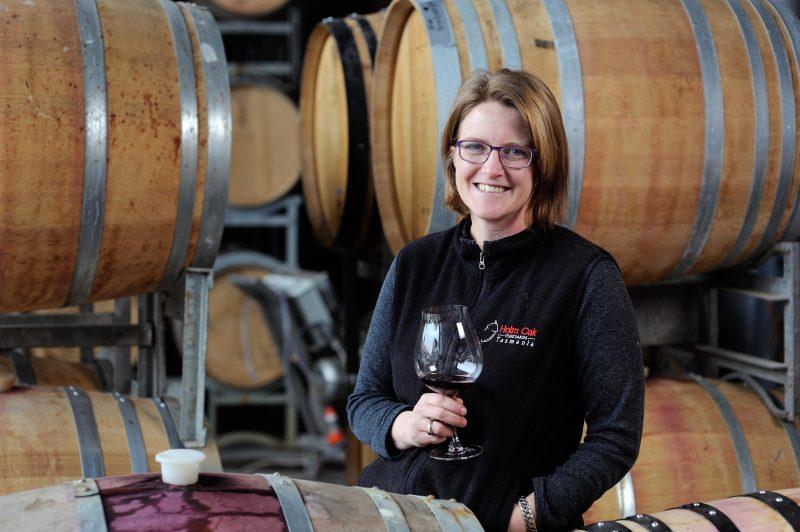 Wine tasting Pinot noir tasmania