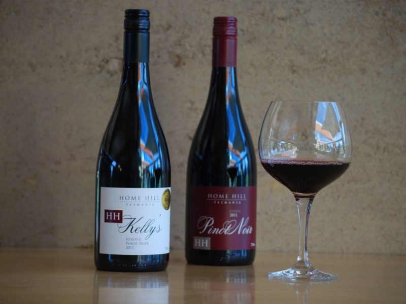 Our awarding winning pinots