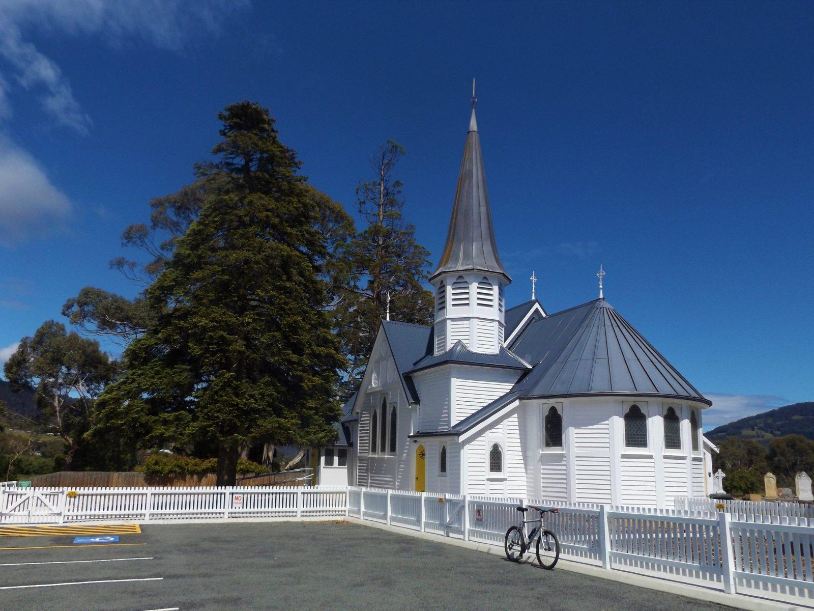 St James' Anglican Church Ranelagh Tasmania