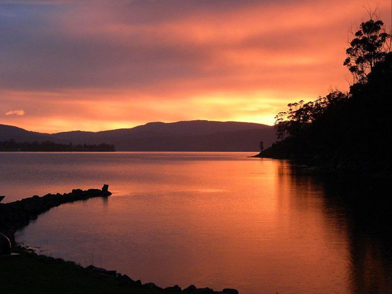 Desolation Bay - Sunrise