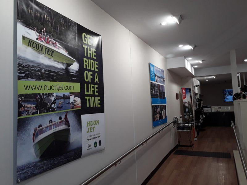 Visitor Centre entrance