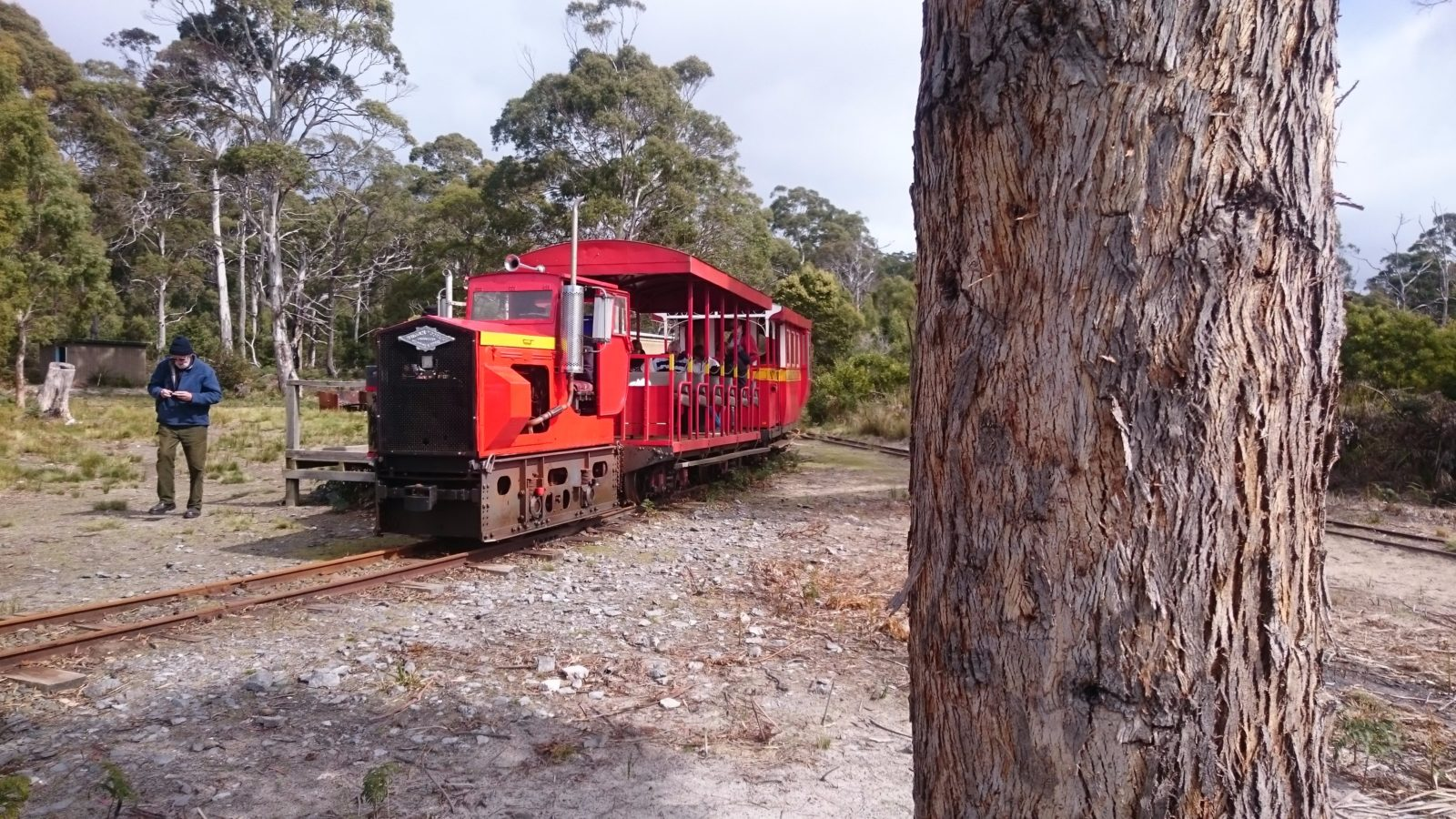 Ida Bay Railway & Cafe (Tour)