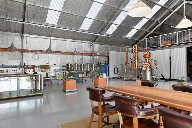 Impression Bay Distillery